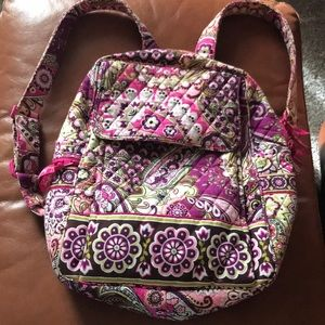 💞Vera Bradley Large Retired pattern Backback